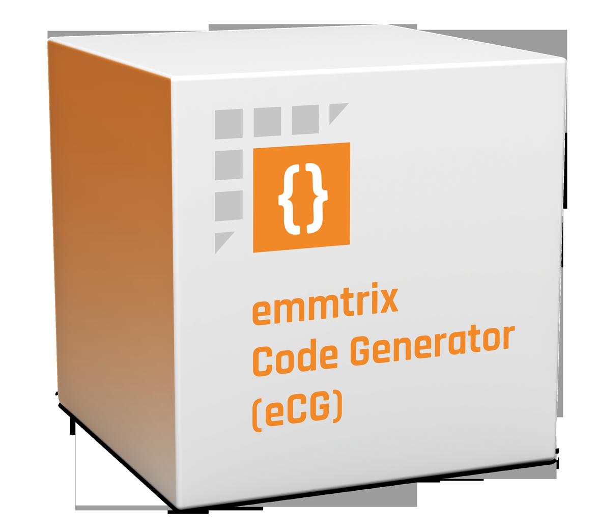 emmtrix Code Generator (eCG) | emmtrix Technologies