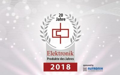emmtrix Parallel Studio nominated for Product of the Year 2018