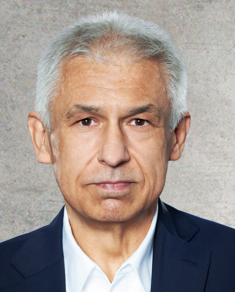 Prof. Dr.-Ing. Dr. h. c. Jürgen Becker