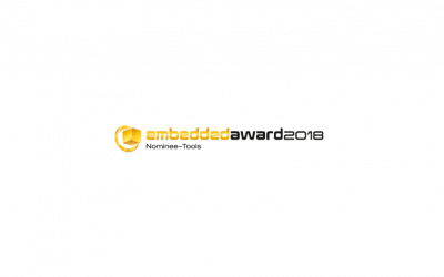 emmtrix Parallel Studio nominated for Embedded Award 2018