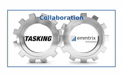 Collaboration between TASKING and emmtrix Technologies