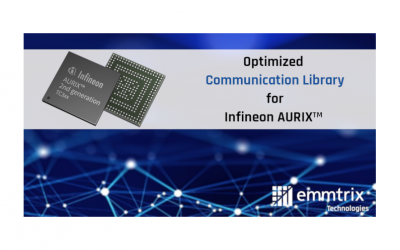 Enhanced Support for Infineon Aurix™